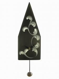 Orologio a pendolo in legno