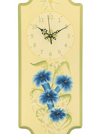 Orologio in legno Edelweiss