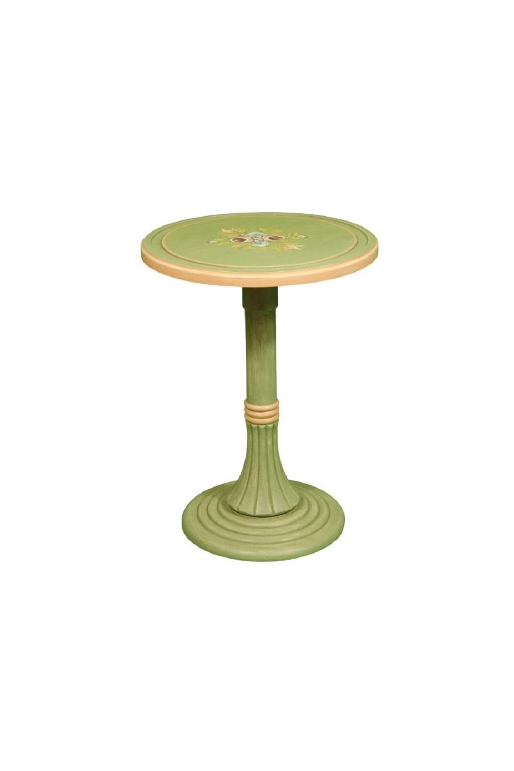 Tavolino rotondo Brice