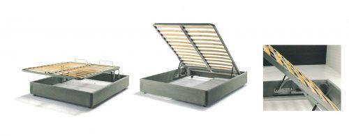 box letto open doppio