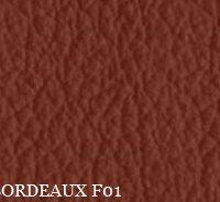 PELLE BORDEAUX F01