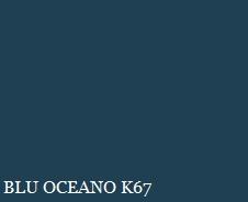 CUOIO BLU OCEANO K67