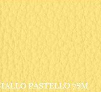 ecopelle GIALLO PASTELLO 7SM