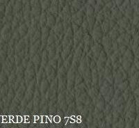 ecopelle VERDE PINO 7S8
