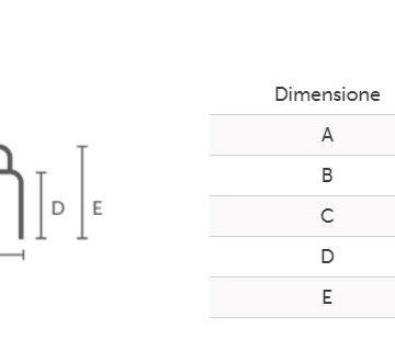 sonny pbq dimensioni