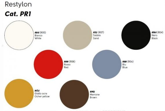 Restylon colori