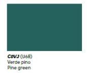 colore cuoio verde pino