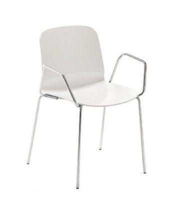 stilo sedia moderna con braccioli