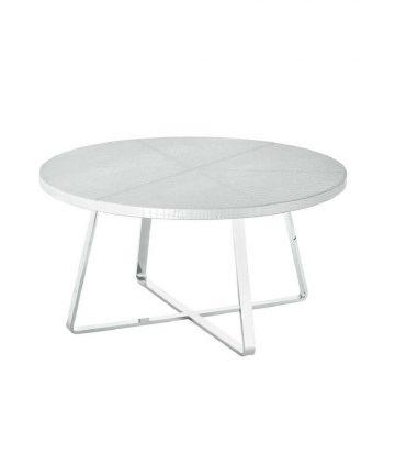 tavolino DJ bianco