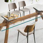 tavolo zeus LG con sedie