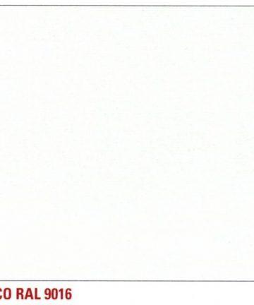 bianco ral 9016