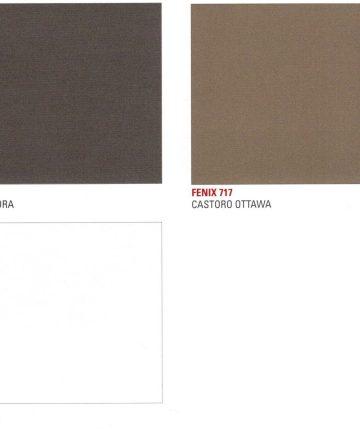 colori fenix standard grigio castoro bianco kos