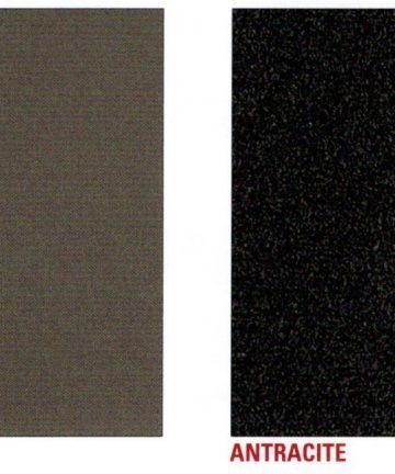 grigio londra e antracite