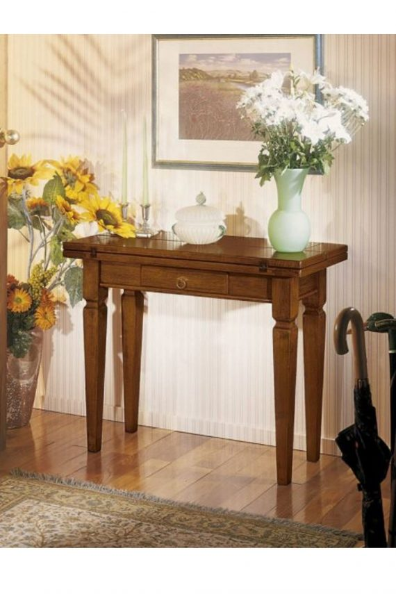 tavolo consolle ares canvas