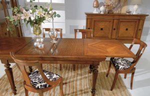 tavolo fagales aperto