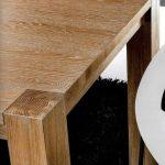 tavolo massive rovere sbiancato