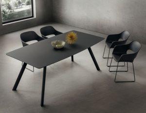 tavolo nicky total black