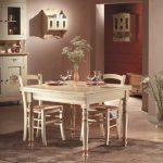 tavolo quadrato allungabile alice canvas