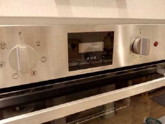cucina zoom forno ventilato