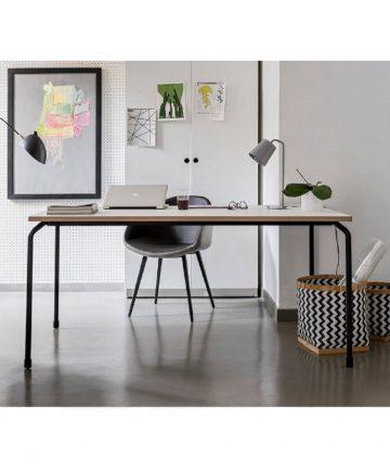 alcor scrivania stile essenziale