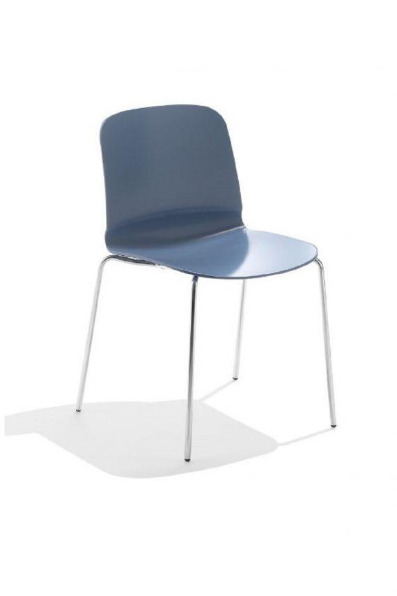 stilo sedia moderna impilabile