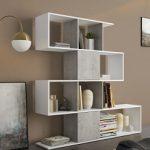 cubic libreria living