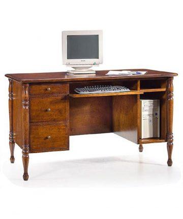 oliver scrivania classica porta pc