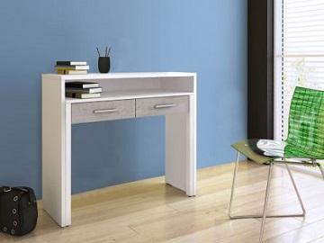 smart scrivania consolle chiusa