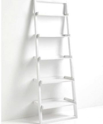 step libreria a scala bianca