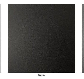 struttura metallo bianco nero ardesia