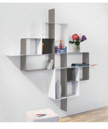 Lewin libreria a parete