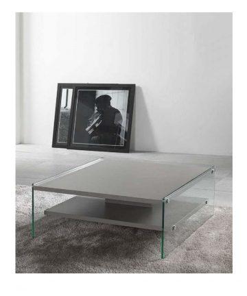 London tavolino quadrato moderno