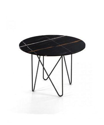 Sahara 70 tavolino da salotto rotondo