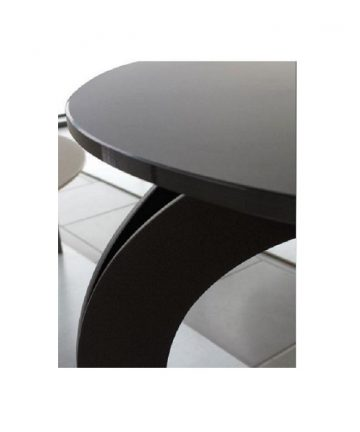 Wave tavolino rotondo zoom