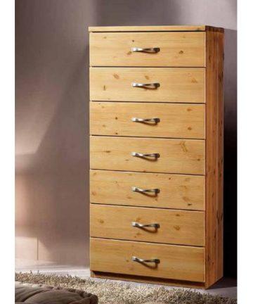 Melissa cassettiera in legno