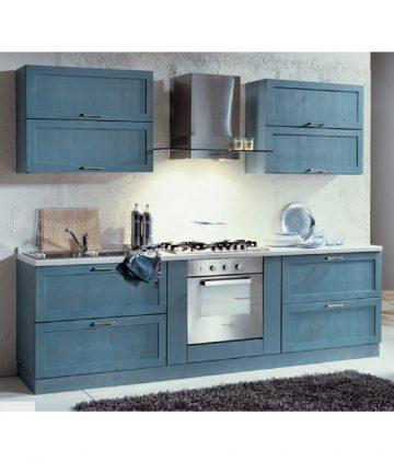 Paradiso cucina moderna in legno